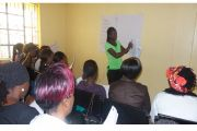 Building Peer Educators Capacity to Fight HIV