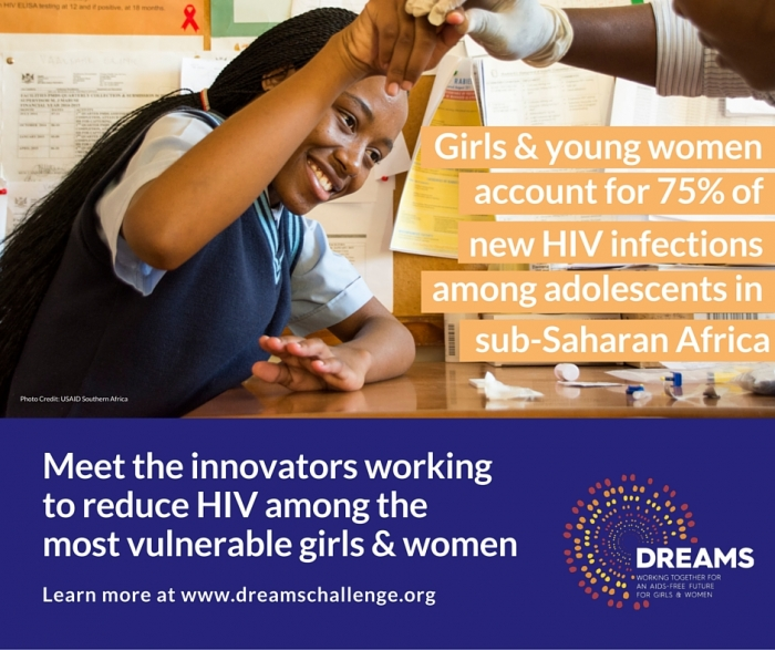 PEPFAR and DREAMS Partners Announce BHESP Among Winners of the $85 Million DREAMS Innovation Challenge